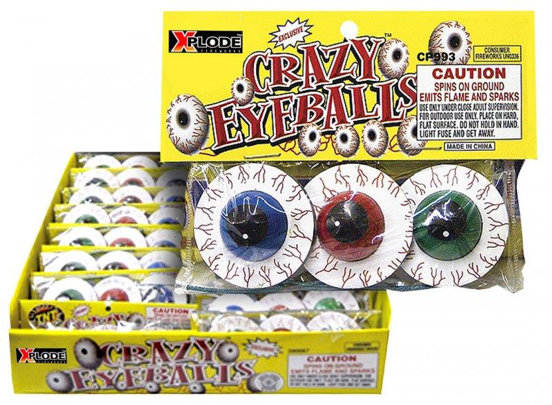 Crazy Eyeball - Xplode
