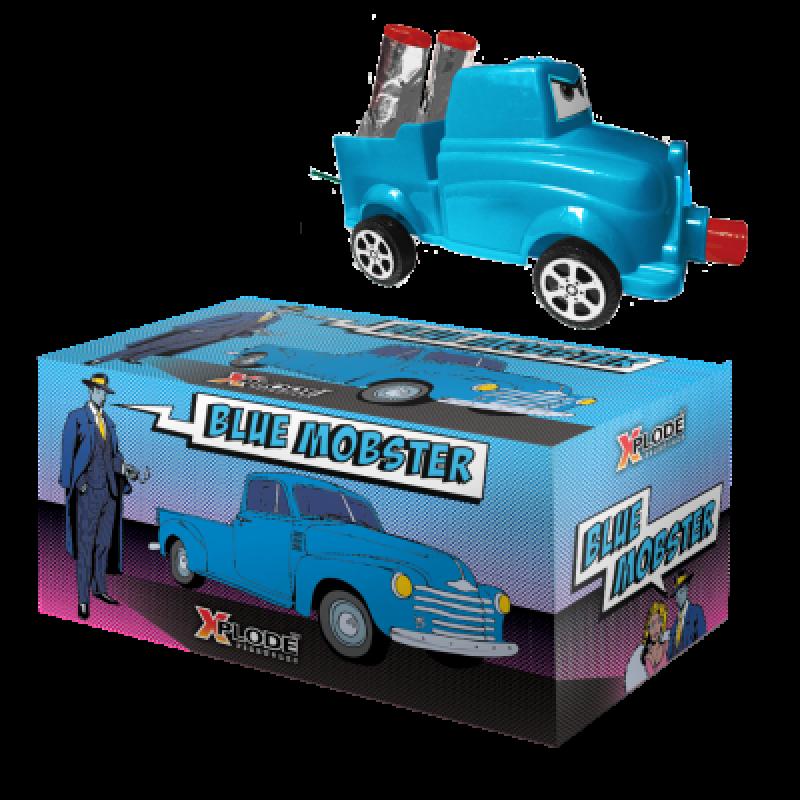 Blue Mobster - Xplode
