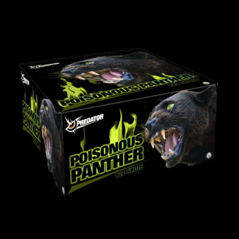 Poisonous Panther - Lesli