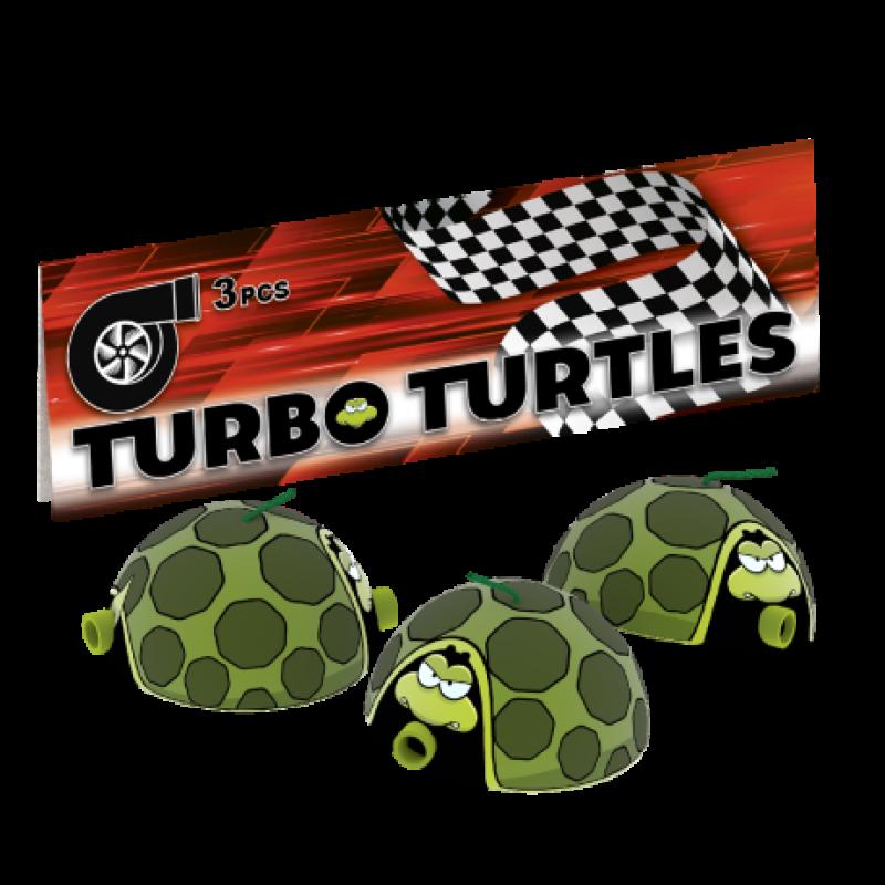 Turbo Turtels - Lesli