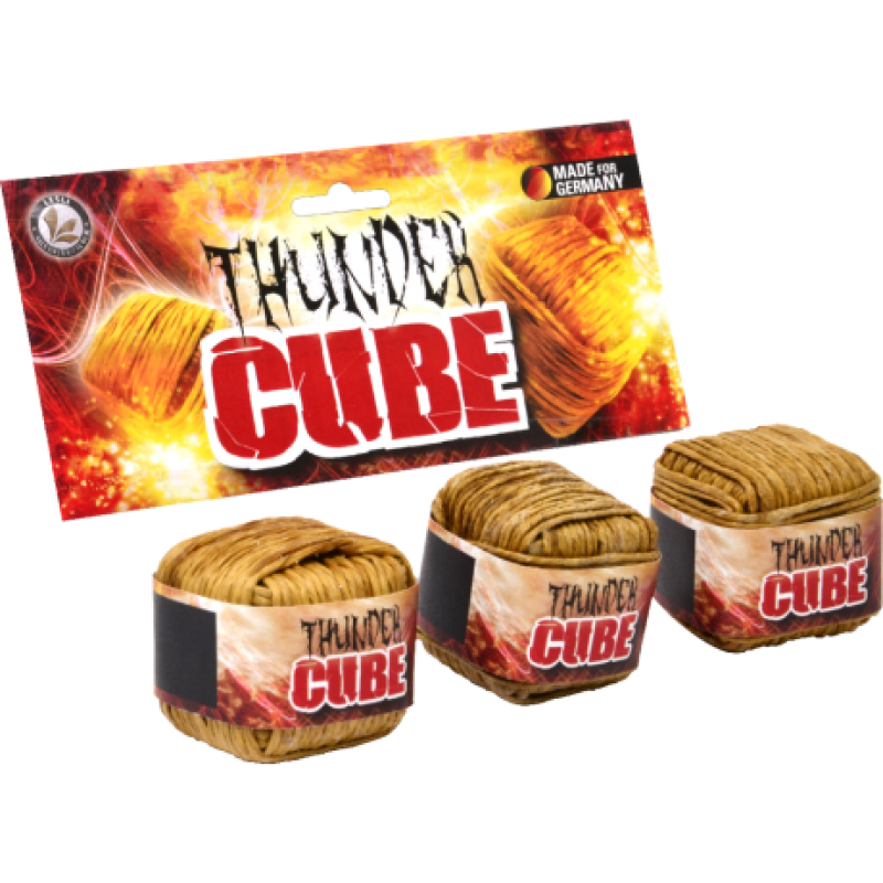 Thunder Cube - Lesli