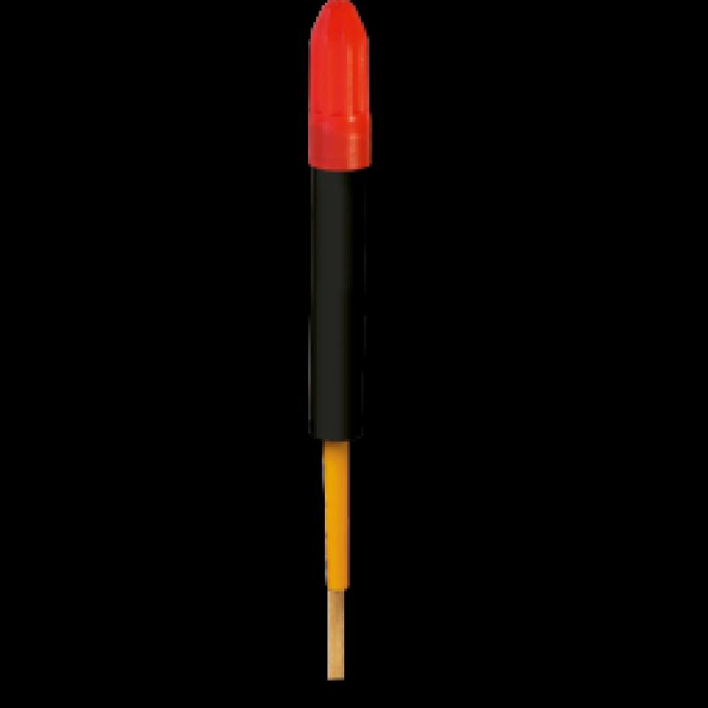 Turbo-Salut-Rakete - 1.3G 10er - Weco