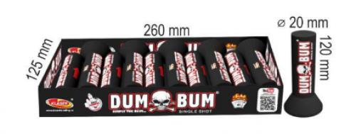 DumBum Single Shot 20 mm