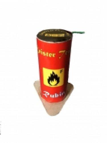 Knister-Teufel Rubin - Lonestar