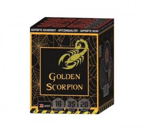 Golden Scorpion 16 Schuss - Xplode